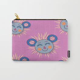 Smiley Carry-All Pouch