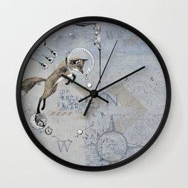Relativity Fox Trot Wall Clock