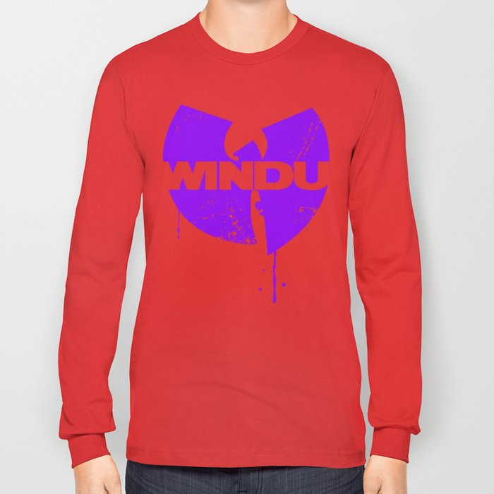 Nothing to mess with variant Long Sleeve T-shirt