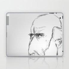 Charles Darwin Laptop & iPad Skin
