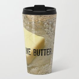 it's like butter - series 2 of 4 Travel Mug