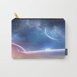 A world untouched Carry-All Pouch