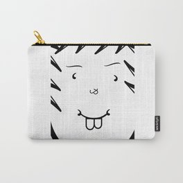 Type Face Carry-All Pouch