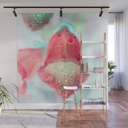Foxglove Inversion Wall Mural