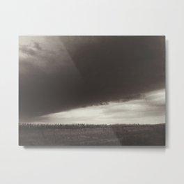 Great storm Metal Print