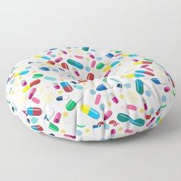 Happy Pills Floor Pillow