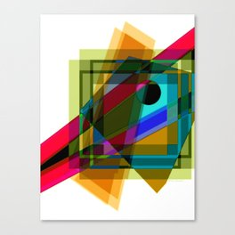 Chasoffart-Abs 71e Canvas Print