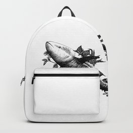 Tuna - Go vegan Backpack