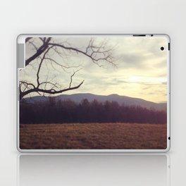 Golden Mountains Laptop & iPad Skin