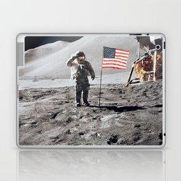 Apollo 15 - Military Salute Laptop & iPad Skin