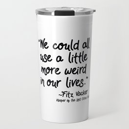 Fan-favorite Fitz Quote Travel Mug
