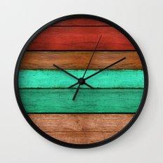Lady Western Wall Clock