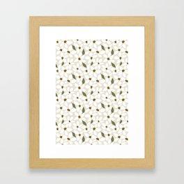 Chamomile Framed Art Print