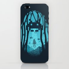 8 Bit Invasion iPhone & iPod Skin