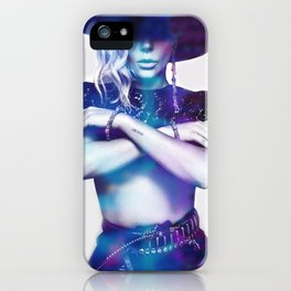 Crossed Arms iPhone Case