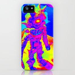 Oldcreeps designed MEKA-Hi  iPhone Case