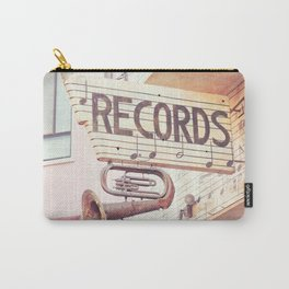 Records Carry-All Pouch