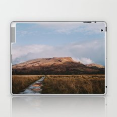 Trail through the Scottish Highlands Laptop & iPad Skin