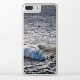 The Ledge Clear iPhone Case