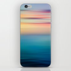 Abstract Seascape iPhone Skin