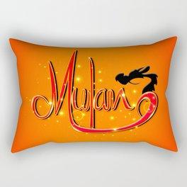 Mulan Rectangular Pillow