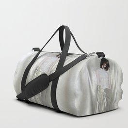 "say no to patriarchy / ""the discipline"" Duffle Bag"