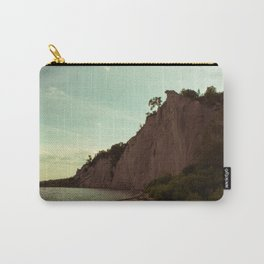 Scarborough Bluffs Carry-All Pouch