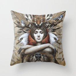 Kwanita Throw Pillow