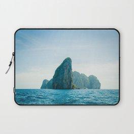 Far Places Laptop Sleeve
