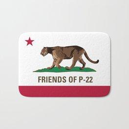 Friends of P-22 Bath Mat