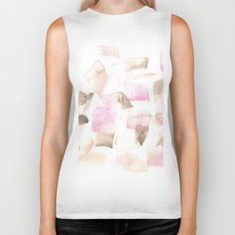 180515 Abstract Watercolour Wp 8 | Watercolor Brush Strokes Biker Tank