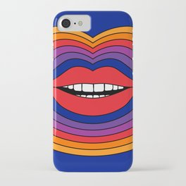Pop Lips iPhone Case