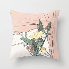 Pocket Pants Throw Pillow