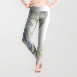Oyster Shells Leggings