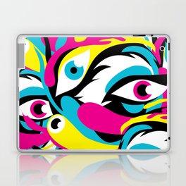 See 'em, Yikesss Laptop & iPad Skin