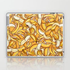 Yellow banana dream. Laptop & iPad Skin