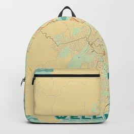 Wellington Map Retro Backpack