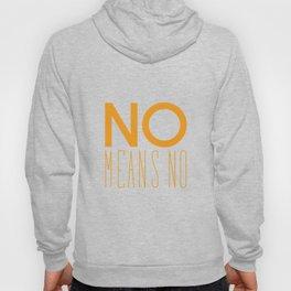 no means no Hoody