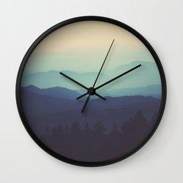 Idyllwild Wall Clock