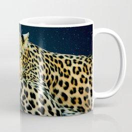 Leopards Gaze 3 Coffee Mug