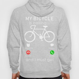 cycling-(2) is calling and i must go t-shirt for christmas Hoody