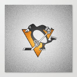 PenguinsLogo Canvas Print