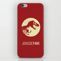 jurassic park iPhone & iPod Skins featuring Jurassic Park by :: Fan art ::