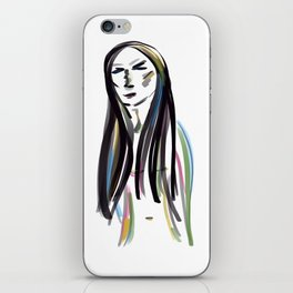Reflection and introspection iPhone Skin