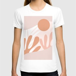 Baked Earth Landscape T-shirt