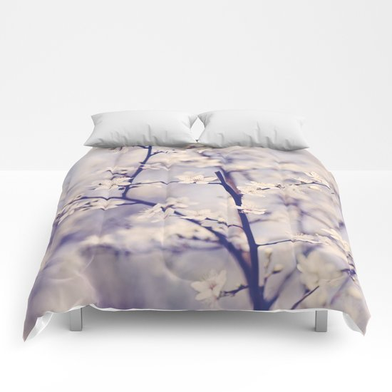 Spring blossom  Comforters