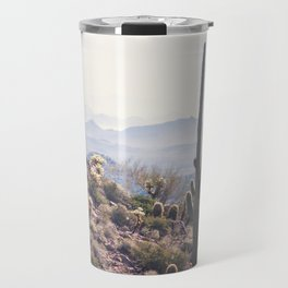Superstition Wilderness of Arizona Travel Mug