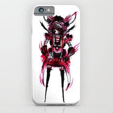 red black 01 iPhone 6s Slim Case