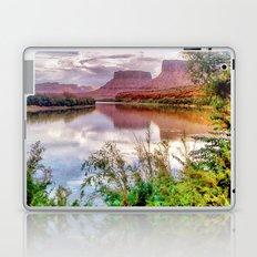 Colorado River at Moab Laptop & iPad Skin