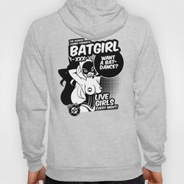 Ladies of DC - Batgirl Hoody